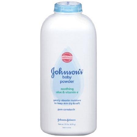 Johnson & Johnson Scented Baby Powder