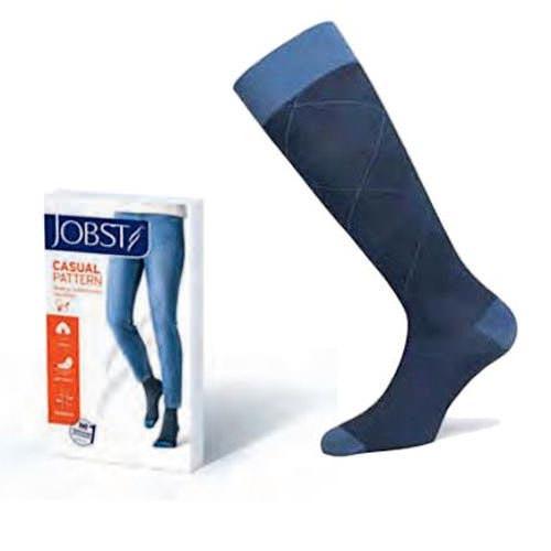 Jobst Knee High Casual Pattern Socks