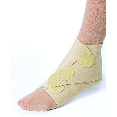 Jobst FarrowWrap Strong Compression Footpiece, Tan
