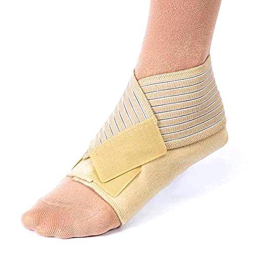 Jobst FarrowWrap Classic Compression Footpiece, Tan