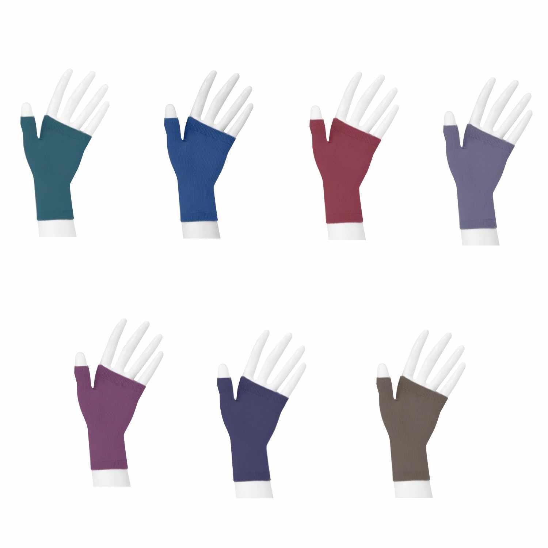 Juzo Soft Seamless Compression Gauntlet, Seasonal Color