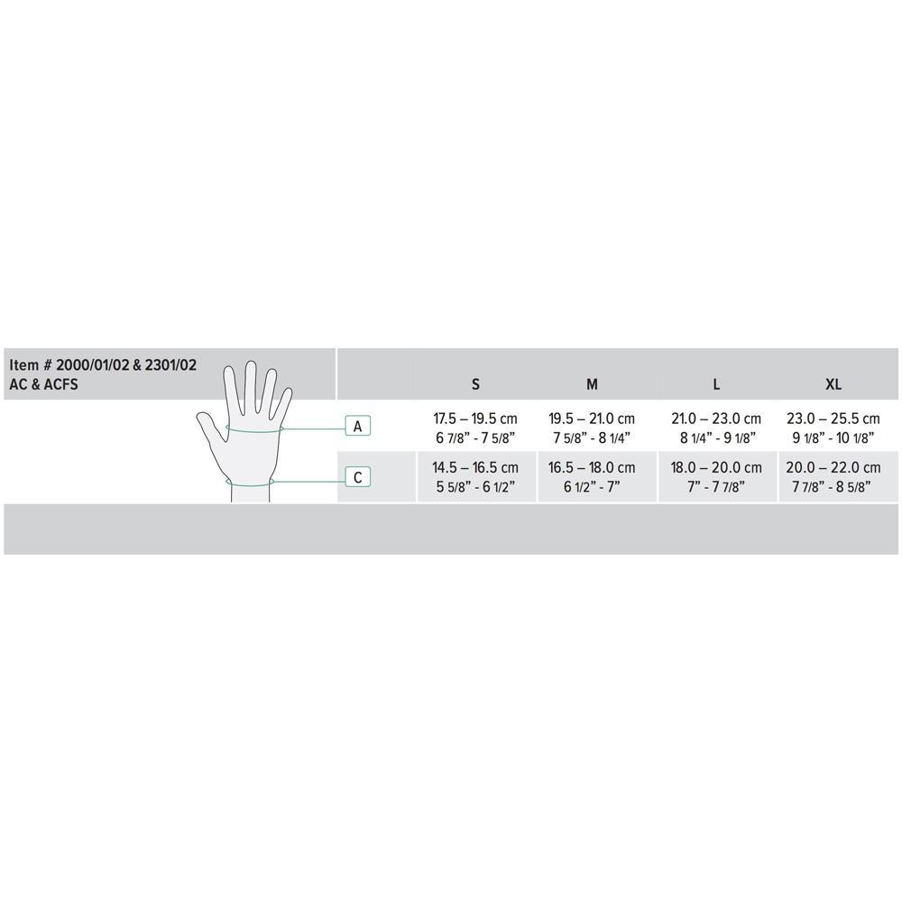 Juzo Soft Seamless Compression Gauntlet