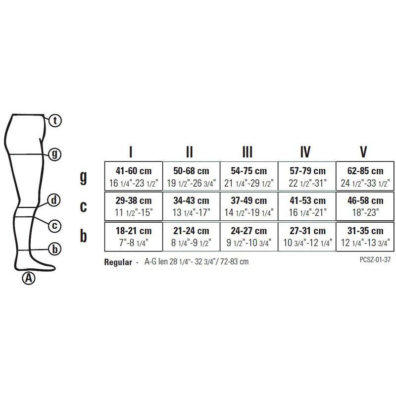 Juzo Soft Compression Leggings