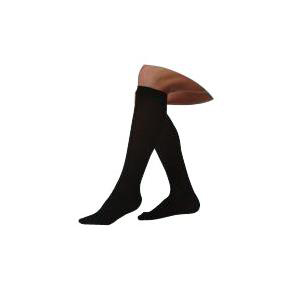 Juzo Soft Knee-High Compression Stockings, Size 4 Regular, Black