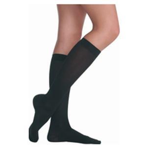 Juzo Soft Knee-High Compression Stockings, Size 5, Black
