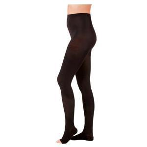 Juzo Soft Compression Pantyhose, Size 1 Petite, Black