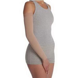 Juzo Soft Opaque Women's Circular Knit Max Firm Arm Sleeve, Beige, Size 2 Long