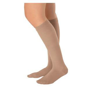 Juzo Soft Knee-High Compression Stockings, Size 3, Beige