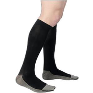 Juzo Soft Opaque Knee-High Compression Stockings, Size 3, Beige