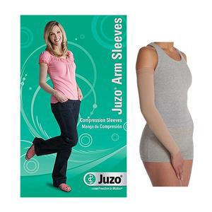 Juzo Soft Arm Sleeve with Silicone Border, Regular
