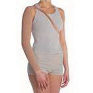 Juzo Soft Opaque Women Circular Knit Max Arm Sleeve, 30-40 mmHg, Size 3 Regular