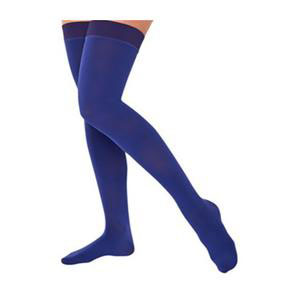Juzo Naturally Sheer Thigh-High Compression Stocking, Mystic Waters