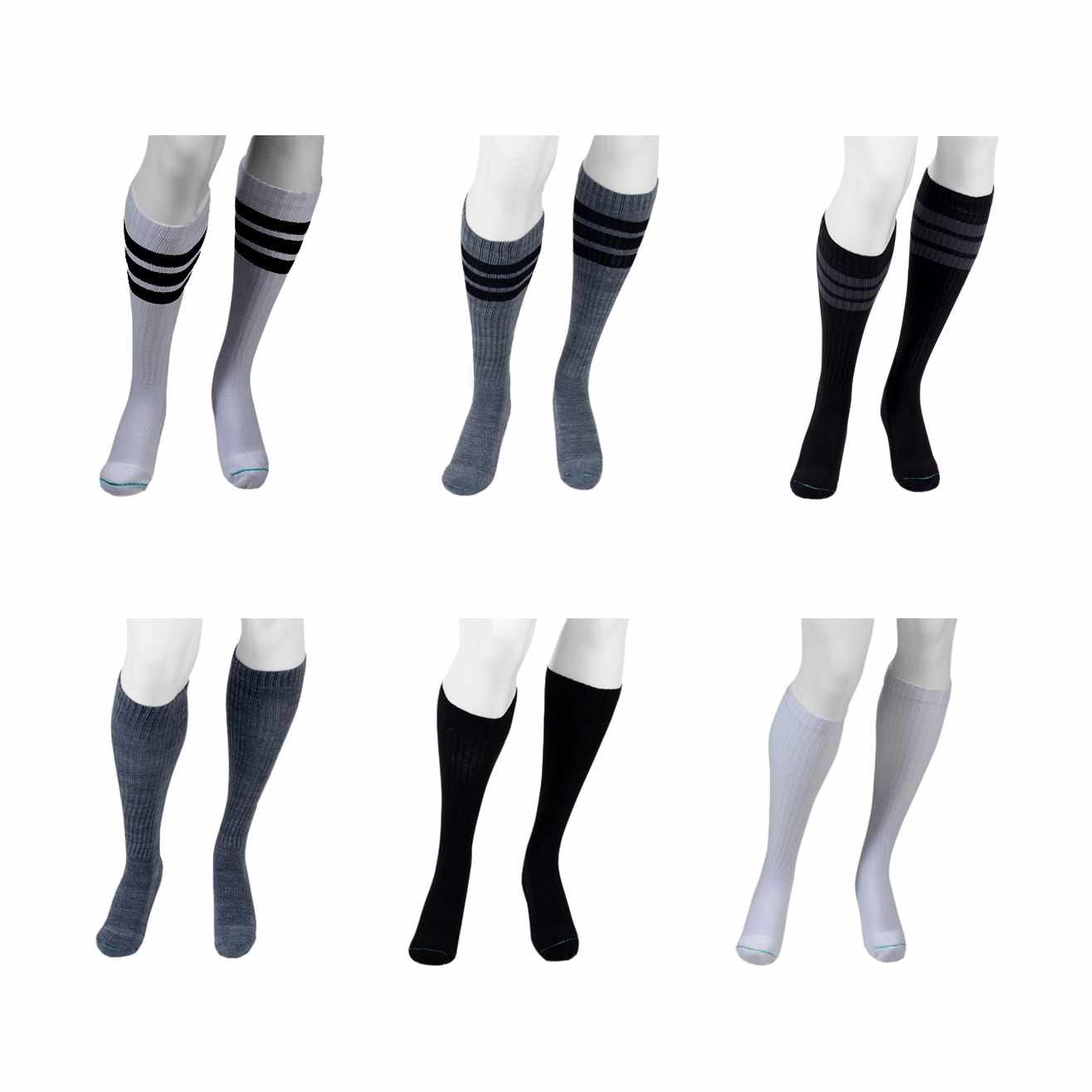 Juzo Power Comfort Knee-High Compression Socks