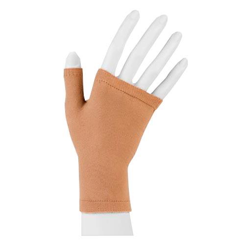 Juzo Expert Gauntlet with Thumb Stub, Beige