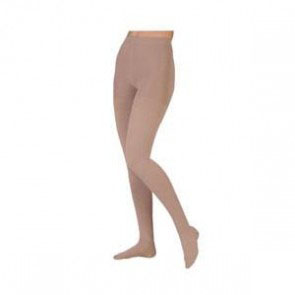 Juzo Dynamic Women's Thigh-High Compression Stocking, Size 4, Black