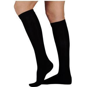 Juzo Dynamic 30-40 mmHg Knee-High Compression Stockings, Black, Size 3