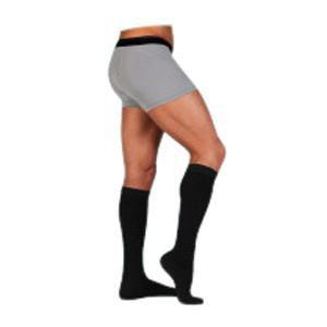 Juzo Dynamic Cotton for Men Knee-High Compression Socks, 30 to 40 mmHg