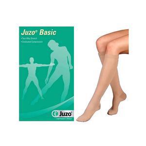 Juzo Basic Knee-High Compression Stocking, 15-20 mmHg, Size 2, Beige