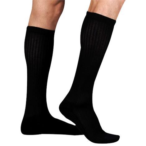 Juzo Basic Casual Knee High Compression Socks