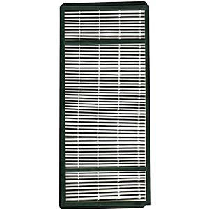 Honeywell HRF-H1 Universal True HEPA Replacement Filter Black/White Microscopic Allergens