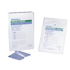 "Telfa Pre-Cut Clear Wound Contact Layer Dressing, 12"" x 24"""