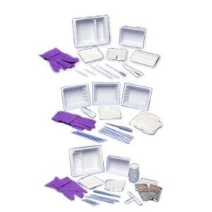 Kendall Standard Tracheostomy Care Tray, Sterile
