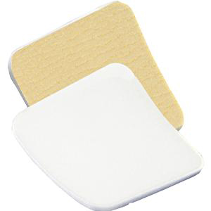 "Kendall Copa Ultra-Soft Hydrophilic Foam Dressing, 4"" x 8"""