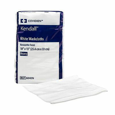 "Excilon Washcloth, Novonette Finish, 10"" x 13"""