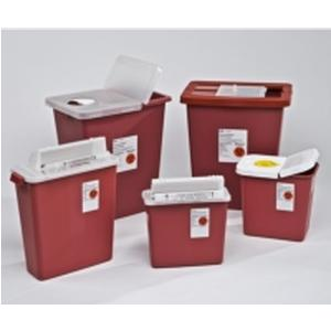Kendall Multi-Purpose Sharps Container .5 gal
