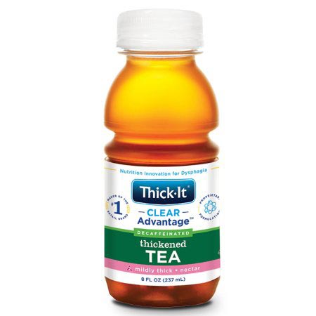Thick-It Clear Advantage Thickened Decaffeinated Beverage