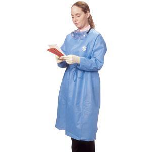 Kendall ChemoPlus Lightweight Splash Resistant Protective Gown XXL