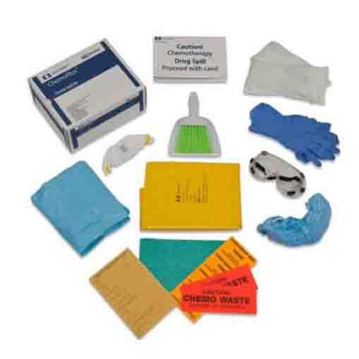 Kendall ChemoPlus Chemo Spill Kit