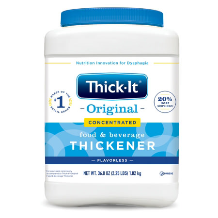Thick-It Original Concentrated Food and Beverage Thickener