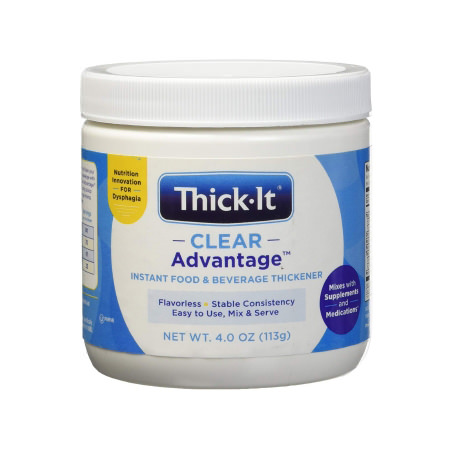 Thick-It Clear Advantage Food and Beverage Thickener