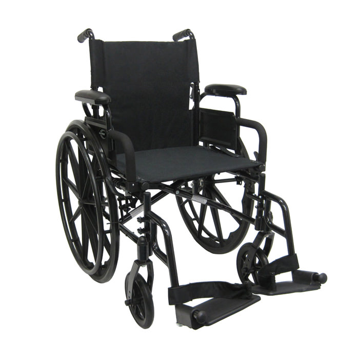 Karman healthcare 802-DY lightweight wheelchair