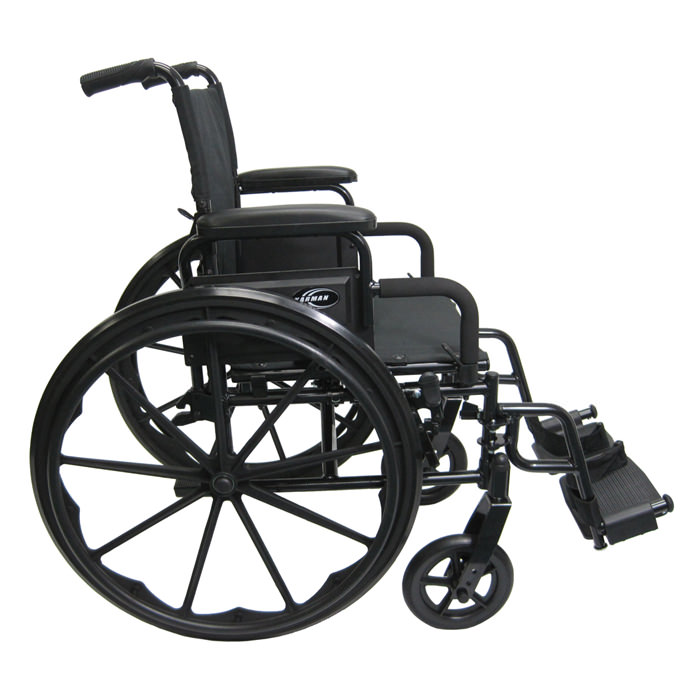 Karman healthcare 802-DY aluminum wheelchair