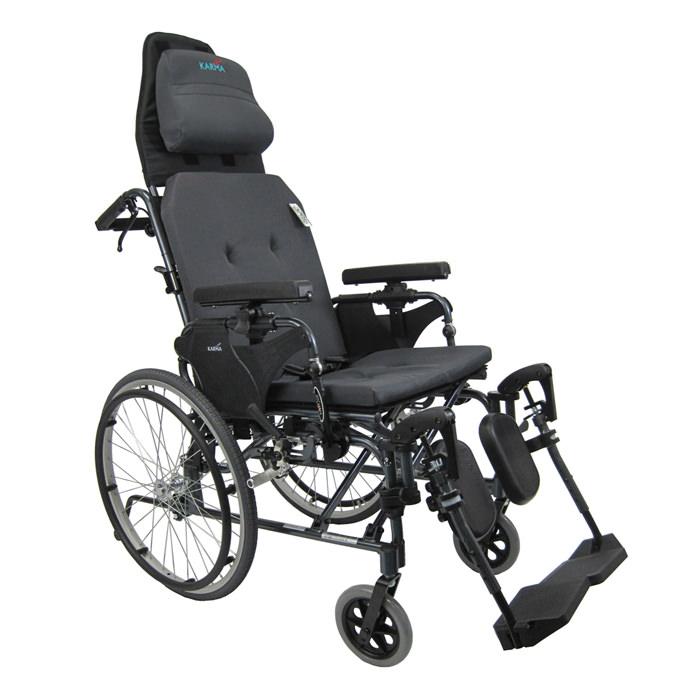 Karman healthcare manual propel reclining wheelchair