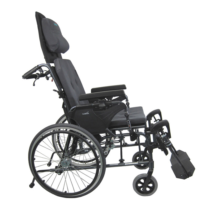 Karman healthcare MVP502 reclining wheelchair