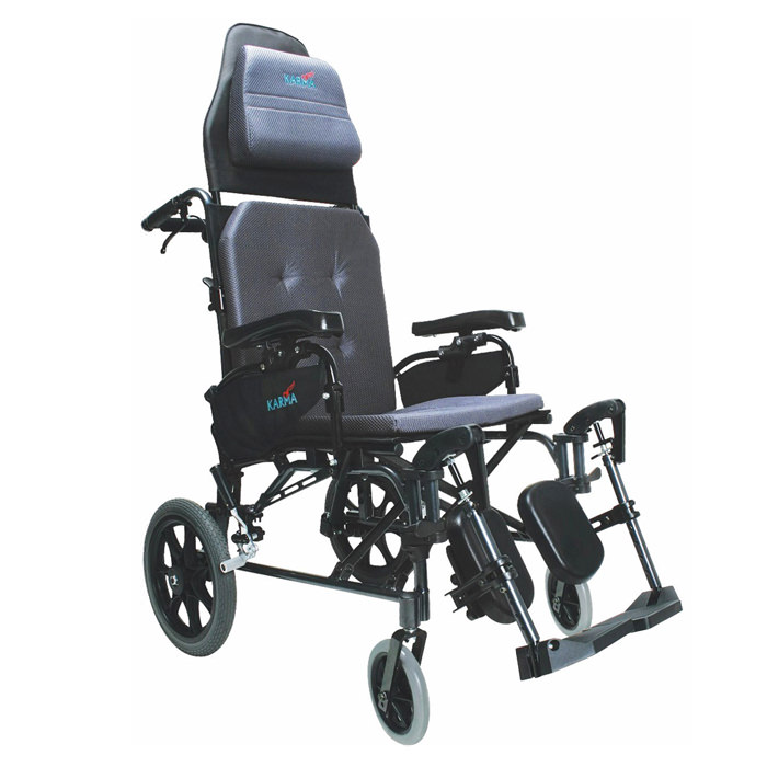 Karman healthcare MVP502TP transport wheelchair