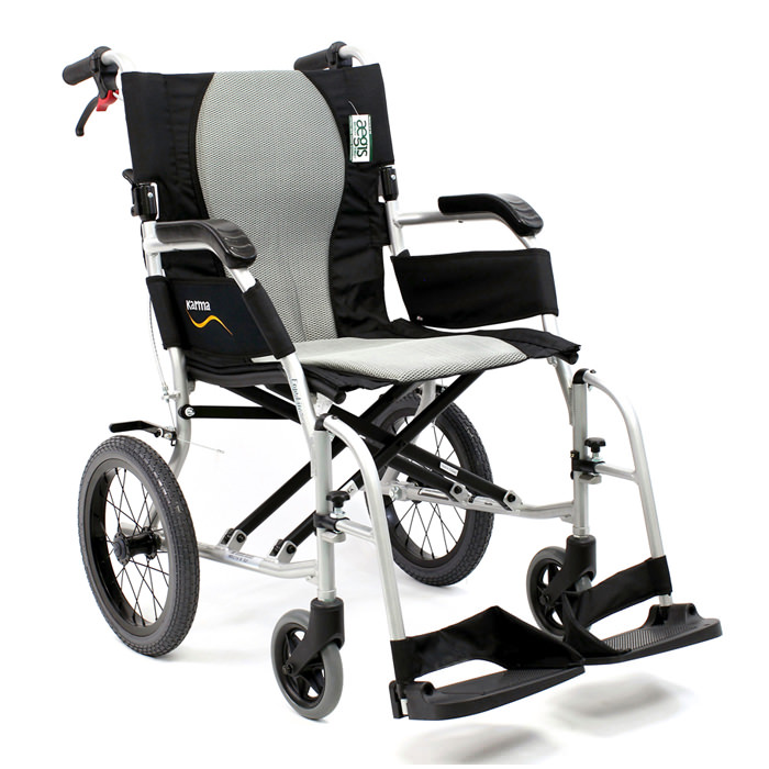 Karman healthcare ergo flight transport wheelchair