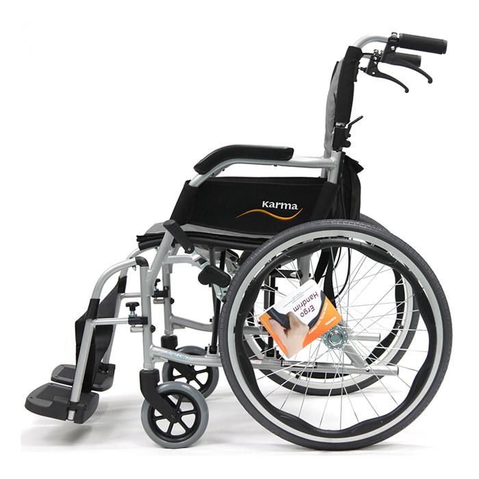 Karman healthcare ergo flight manual propel wheelchair