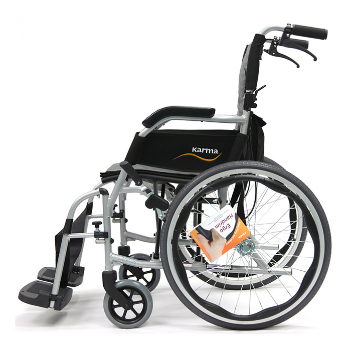Karman healthcare ergo flight manual propel wheelchair