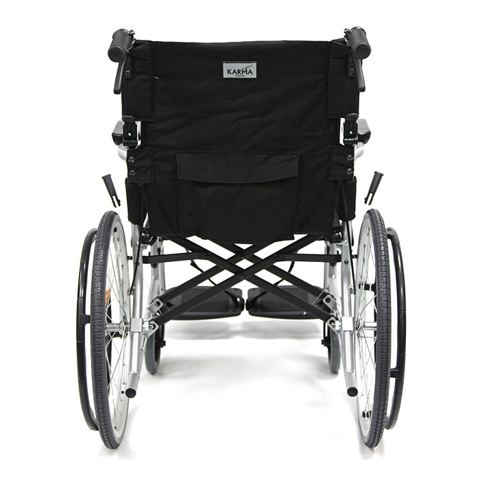 Karman healthcare ergo flight lightweight wheelchair