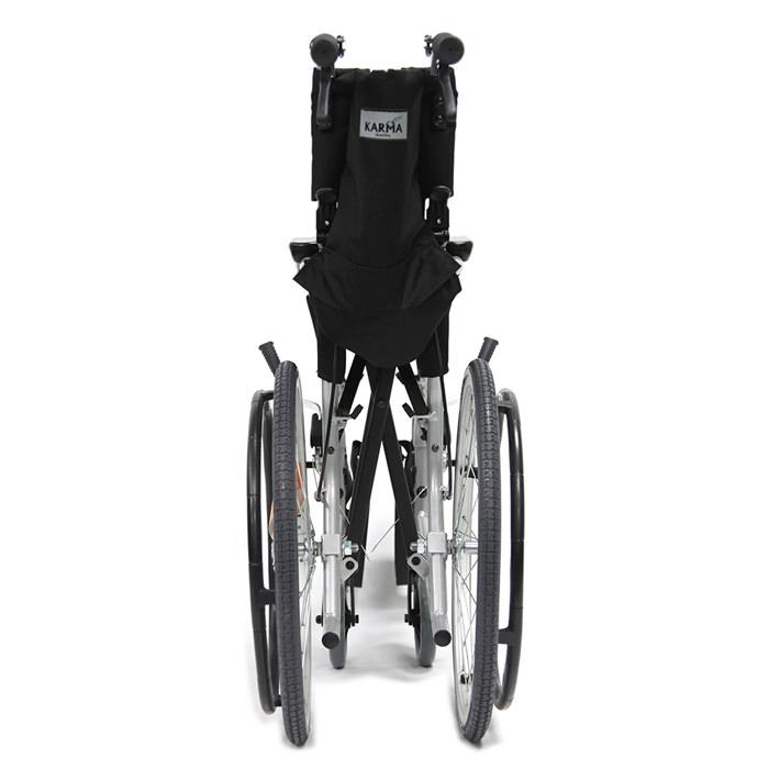 Karman healthcare ergo flight folding wheelchair