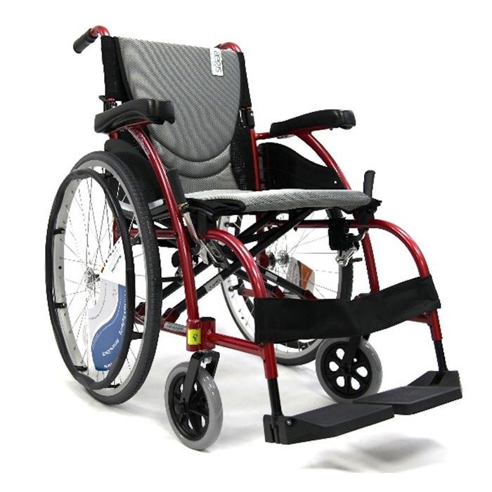 Karman healthcare basic ergonomic wheelchair