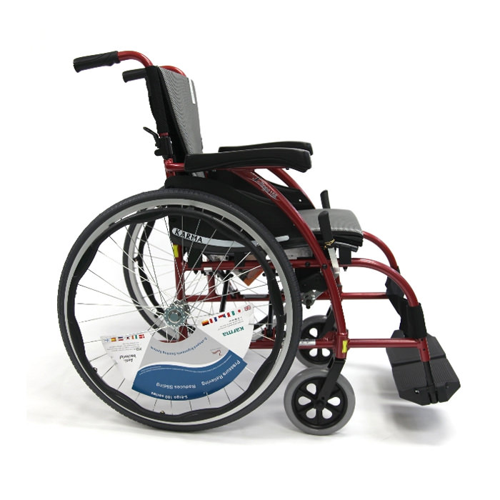 Karman healthcare S-ergo 105 lightweight wheelchair