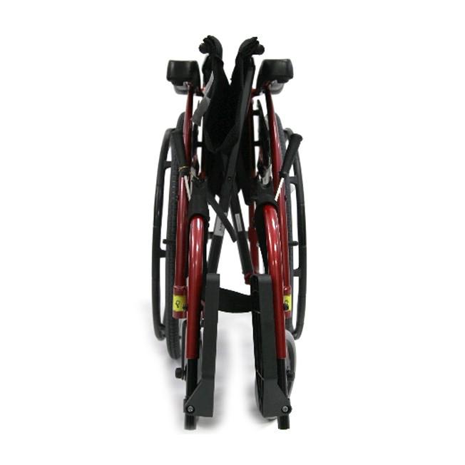 Karman healthcare S-ergo 105 lightweight folding wheelchair
