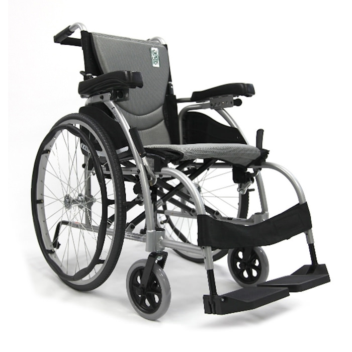 Karman healthcare ergonomic reclining wheelchair