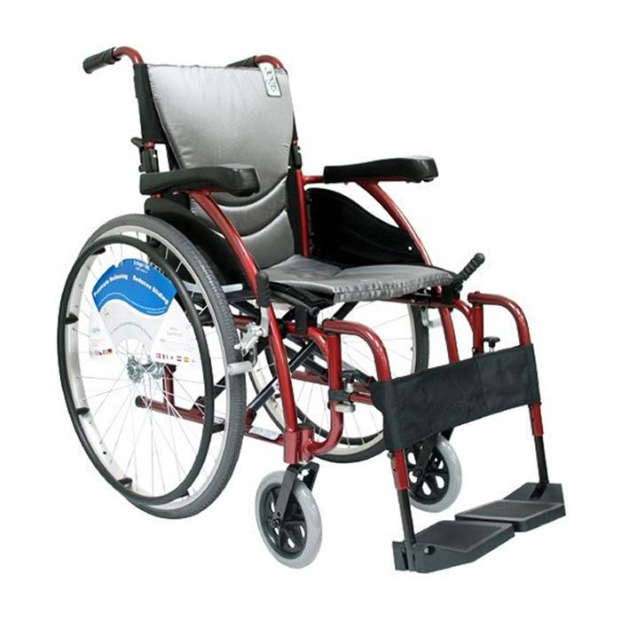 Karman healthcare S-ERGO 115 lightweight wheelchair