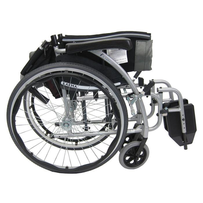 Karman healthcare S-ERGO 115 folding wheelchair